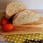 Chleb na zaczynie biga