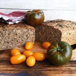 Orkiszowy chleb z otrebam...