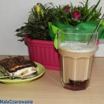 Kawa sliwkowa z tahini