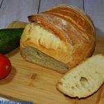 Orkiszowy chleb bez...