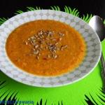 Zupa krem marchewkowo -...