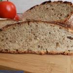 Chleb na zaczynie...