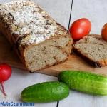 Chleb żytni z prażoną...