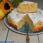Ciasto jabłkowo -...