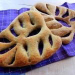 Fougasse - chleb z...