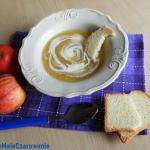 Duńska zupa jabłkowa -...