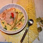 Azjatycka zupa z...