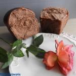 Chleb czekoladowy...