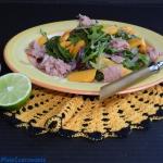 Sałatka z tuńczykiem,...