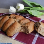 Tradycyjny chleb Ticino...