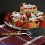 Puszyste, proste ciasto...