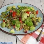 Bowl salad z bobem i...