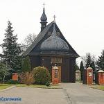 Drewniany kościół pw....