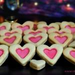 Walentynkowe ciasteczka s...