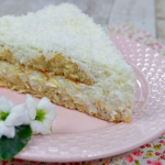 Ciasto kokosowa Princessa...