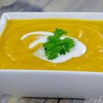 Zupa krem z dyni + film