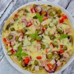 A'la pizza z patelni +...