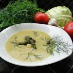 Zupa szparagowa kremowa