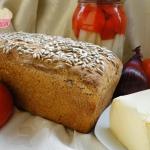 Maslankowy chleb