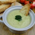 Kremowo-śmietanowa zupa...