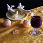 Halloweenowe smoothie...