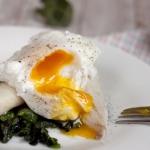 Wędzona ryba z jajkiem...