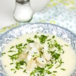Zupa z wędzonej ryby -...