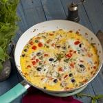 Omlet z paprykąi...