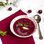 Zupa wiśniowa