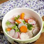 Skandynawska letnia zupa...
