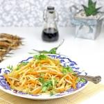 Stir-fry z kielkow fasoli...