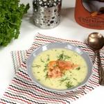 Zupa ziemniaczano-porowa ...