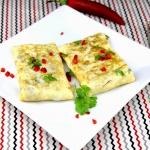 Tajskie omlety z mięsem...
