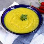 Indyjska zupa kalafiorowa...
