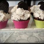 Muffinki z ciasteczkami O...