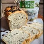 Chleb pszenny z pestkami...