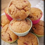 Muffinki z truskawkami i...