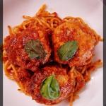 Spaghetti zapiekane z...