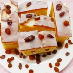 Ciasto serowo-cytrynowe...