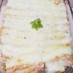 Cannelloni z mięsem...