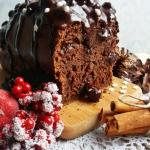 Ciasto piernikowe z zuraw...
