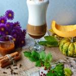 Dyniowe Caffè latte