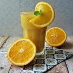 Smoothie - pomarańcza,...