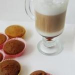 Cupcake z czekoladą