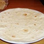 Studencka tortilla