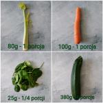 5 porcji warzyw w...