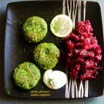 Kotleciki z brokula i zie...