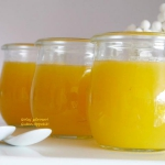 Egzotyczny kisiel z mango...
