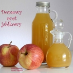 Domowy ocet jabłkowy -...