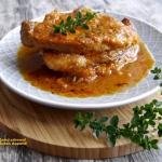 Schab pomidorowo -...
